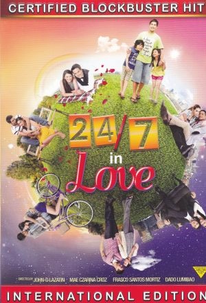 24/7 In Love -- DVD