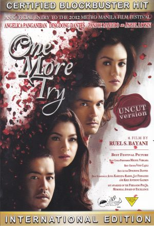 One More Try -- DVD